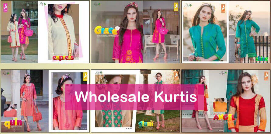 02b2b0652 Top 15 most selling Kurtis Catalogs in Wholesale Market of Surat India