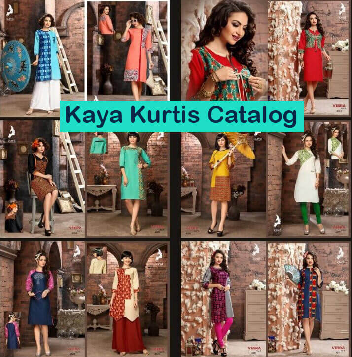 Top 15 Most Selling Kurtis Catalogs In Wholesale Market Of Surat India