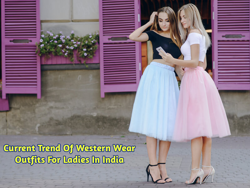 Western Wear Outfits for ladies