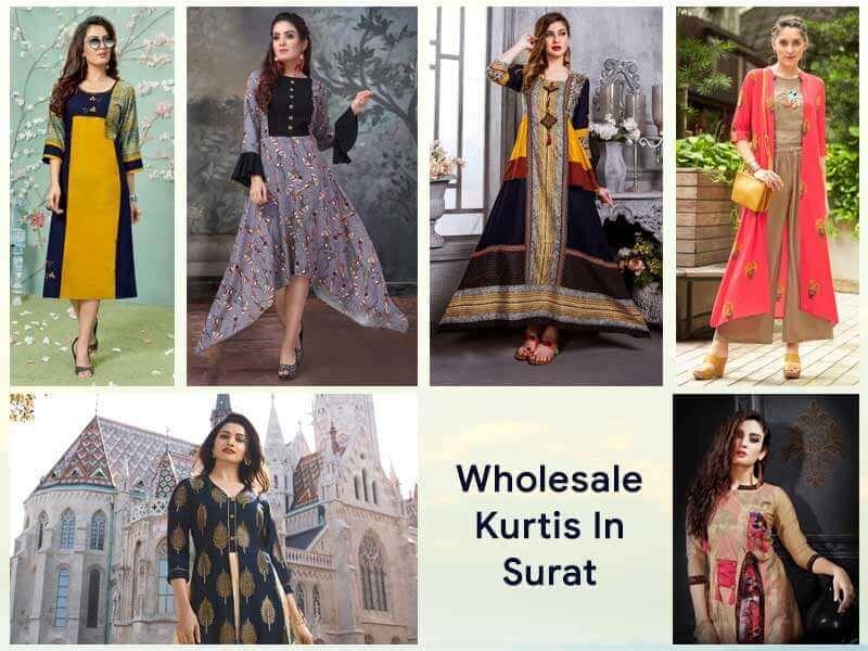 Wholesale Kurtis Surat