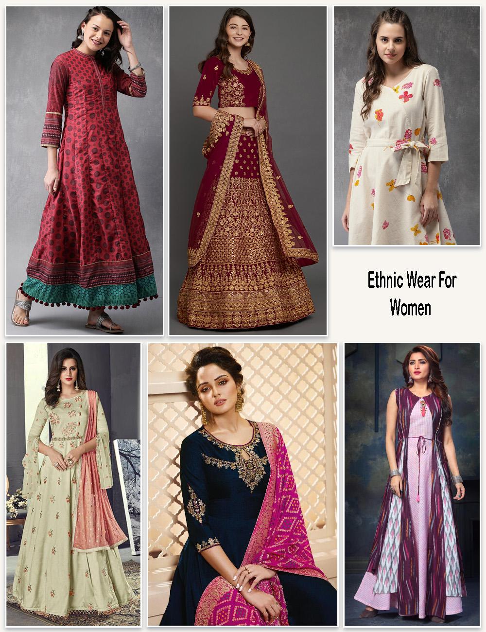 Ethnic Wear for Women