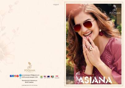 Asiana Vol-3 Kurti Catalouge