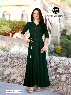 COIN MASTER VOL 3 DARK GREEN
