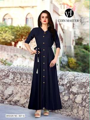 COIN MASTER VOL 3 NAVY BLUE