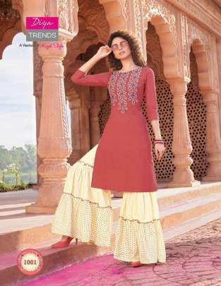 Diya Trends Bandhej Vol 1 by Kajal Style