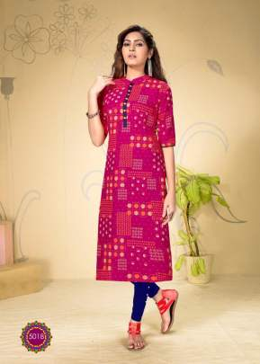 Diya Trends Gardencity Vol 3 by Kajal Style Kurti Wholesale Catalog 20 Pcs