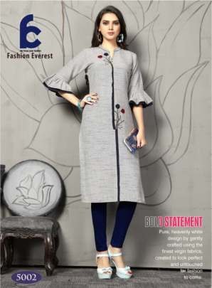Fashion Everest casual wear state kurtis collection catalogue
