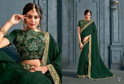 Flavours Designer Saree Catalogue