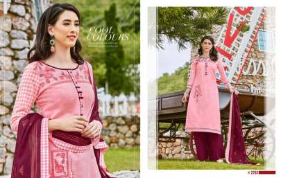 Rangoon Step Up Vol 2 by Kessi Readymade Salwar Suit Wholesale Catalog 8 Pcs
