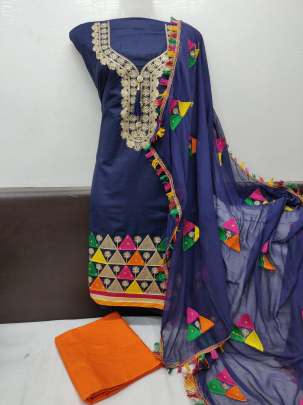 Renu Designer Heavy Embroidery and Diamond