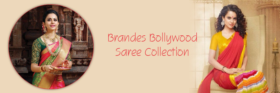 Buy Wholesale Bollywood Sarees Surat